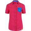 Ortovox W's Rock'n'Wool Cool Shirt Short Sleeve Very Berry